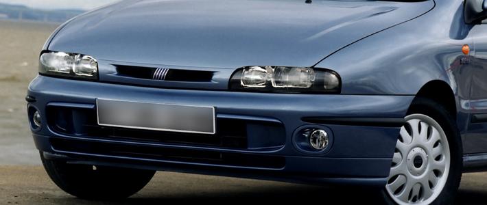 Гомельский район: Fiat выехал на встречную полосу и врезался в Mercedes