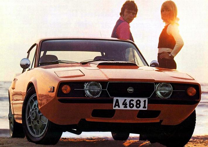 Saab Sonett (III) (1970)