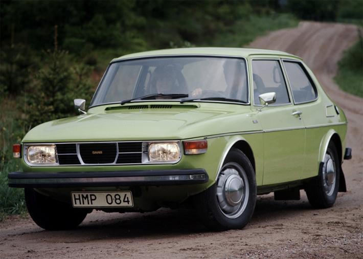 Saab 99 Combi Coupe (1974)