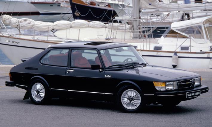 Saab 900 Turbo (1981)
