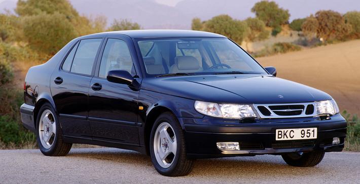 Saab 9-5 Sedan (1997)