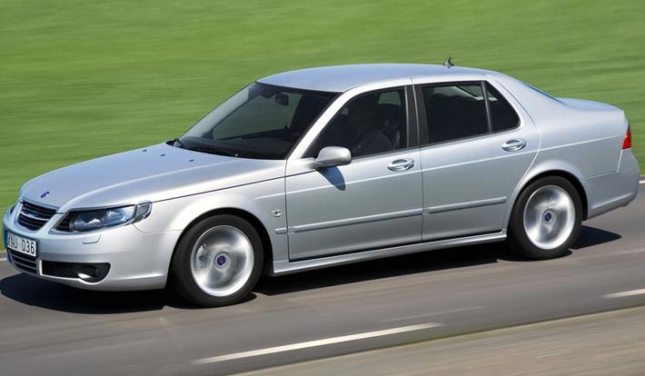 Saab 9-5 Sedan (2005)