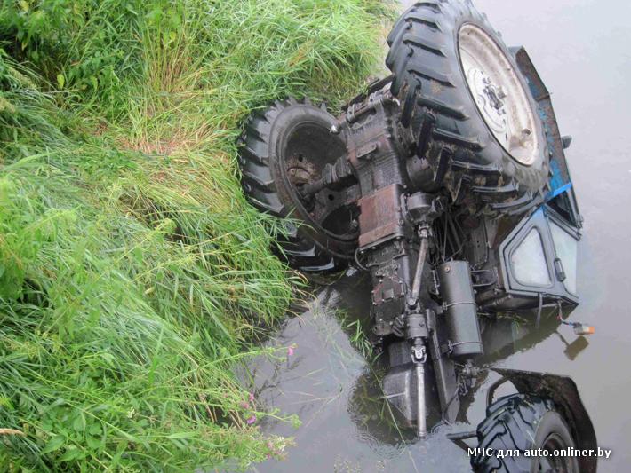 Подборка ДТП аварий с участием трактора МТЗ / accidents.