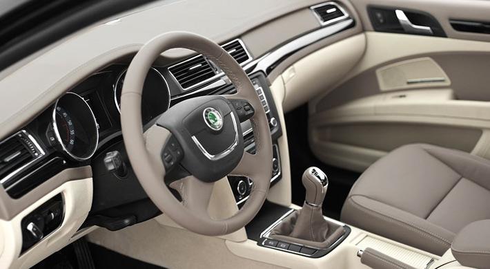 Чехи предлагают увеличить проходимость Skoda Superb - Авто ...: https://auto.onliner.by/2011/10/19/skoda-superb