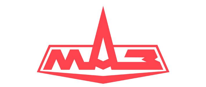 Логотип МАЗ.