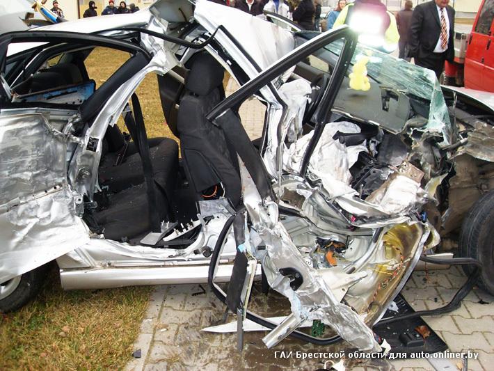 В аварии в Клепачах по вине пьяного тракториста погибло два человека