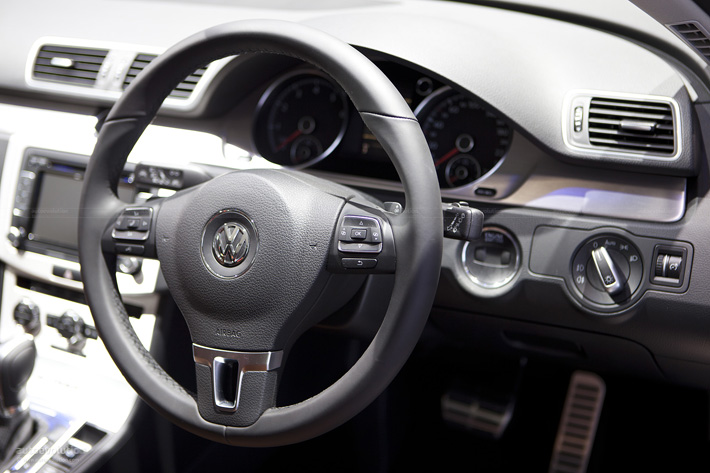 VW Passat AWD 2012