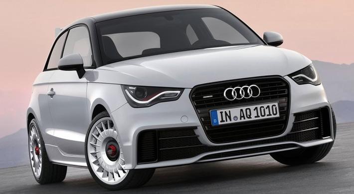 Audi �1 Quattro ����� ������ �������� ��� �6 Quattro