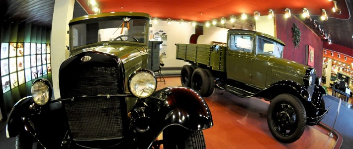 В Брестской крепости, возможно, появится музей истории автомобильного транспорта