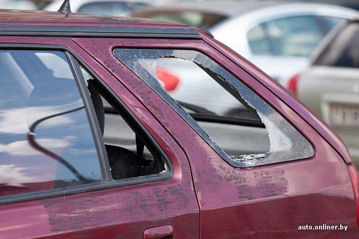 разные номера стекол на машине фольксваген