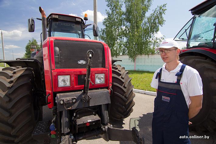 Трактор  Беларус  мтз 82.1 с низкой кабиной новый в.