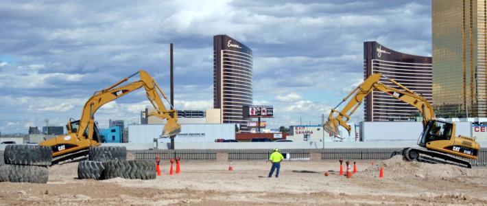 В Лас-Вегасе открылась «песочница» для взрослых