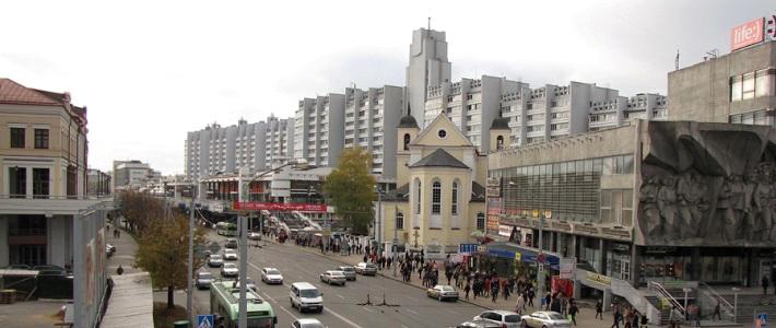Районы, кварталы: Немига, архитектурный провал