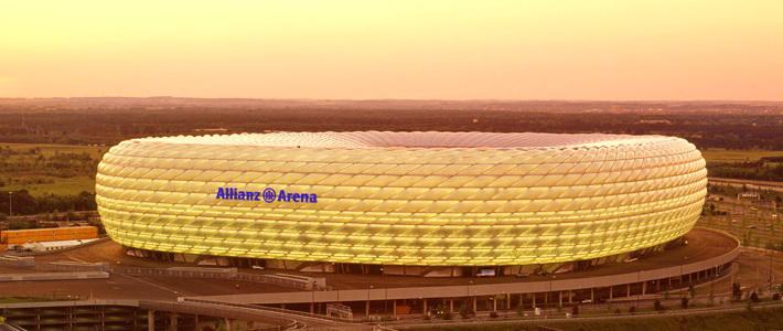 Allianz Arena в Мюнхене