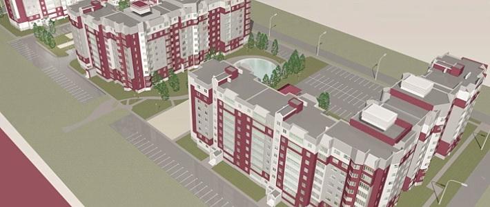 В поселке Юбилейном под Минском за квадратный метр в панельных домах просят от 5,9 млн рублей