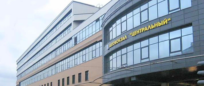 Табло автовокзала «Центральный» переведут на белорусский язык