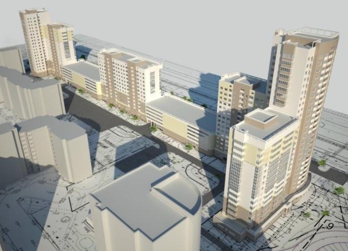 Конструктивная схема здания