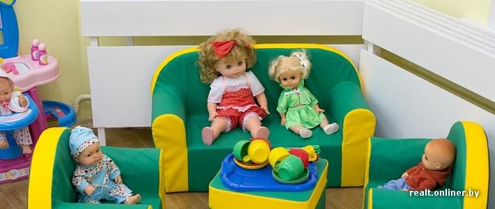 Минздрав Беларуси разрешил пристраивать детские сады к жилым домам
