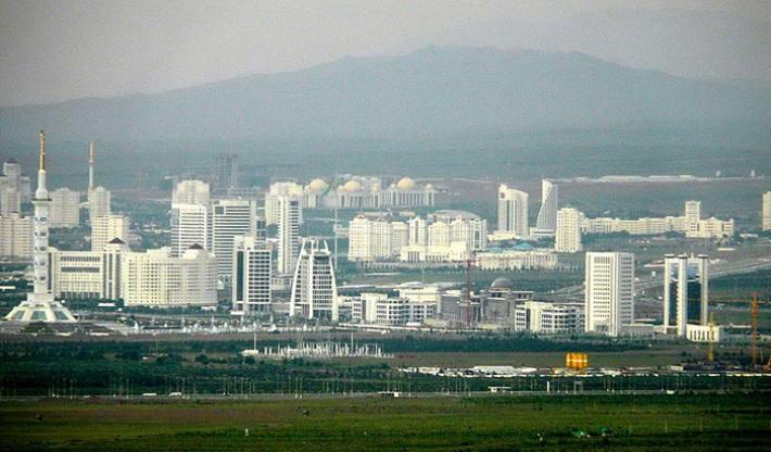 ашхабад фото город