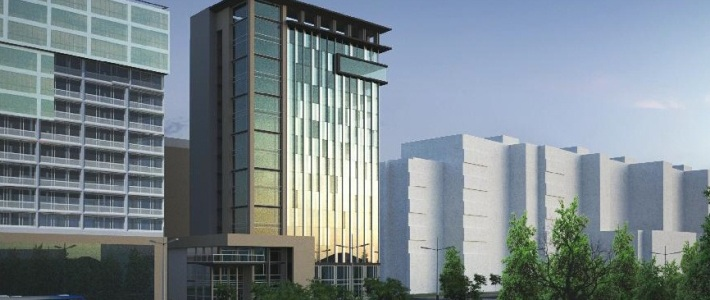 Российский инвестор намерен привлечь к управлению своим отелем в Минске компанию Hilton (фото)