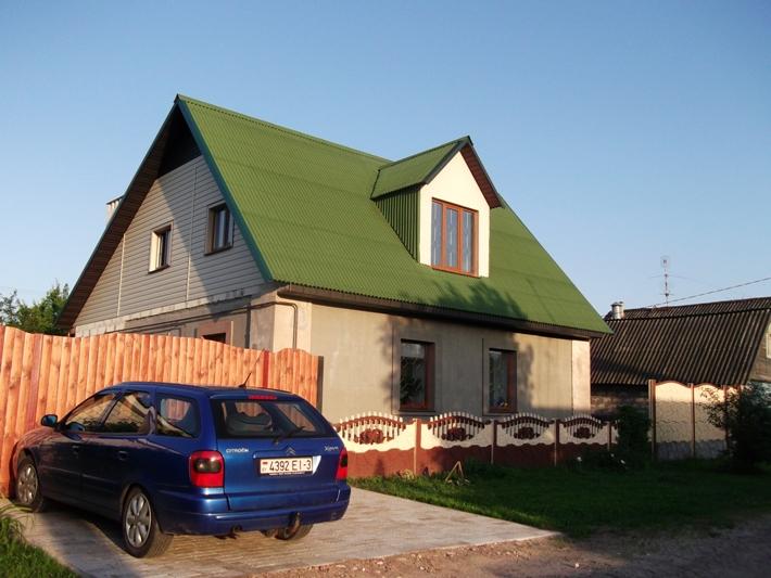 Двухэтажный дачный дом 6х95 под ключ Недорого