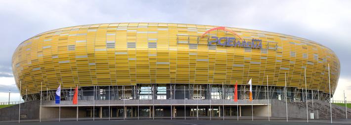 Третий польский стадион — во