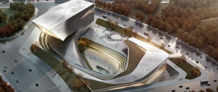 Китайские архитекторы выбрали лучший проект библиотеки (фото)