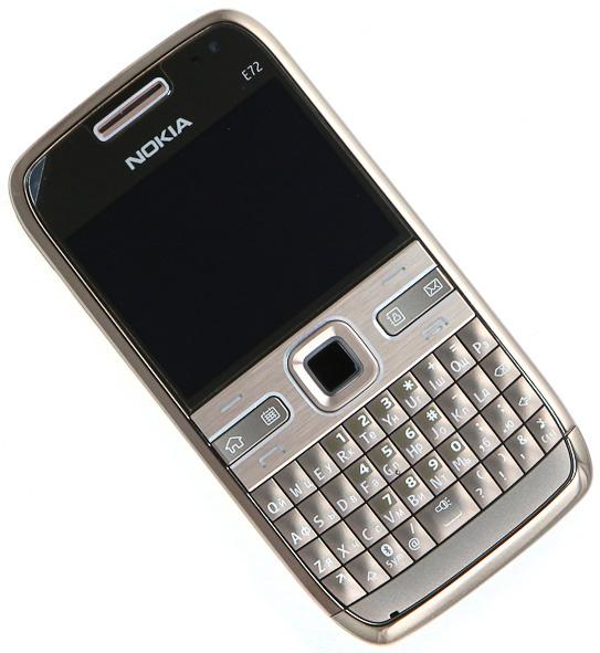 Обзор телефона Nokia E72 - Технологии onliner.by