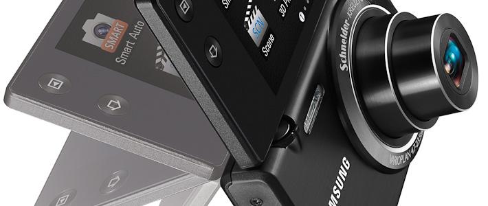 Обзор Samsung MV800, компакт-камеры с сенсорным экраном