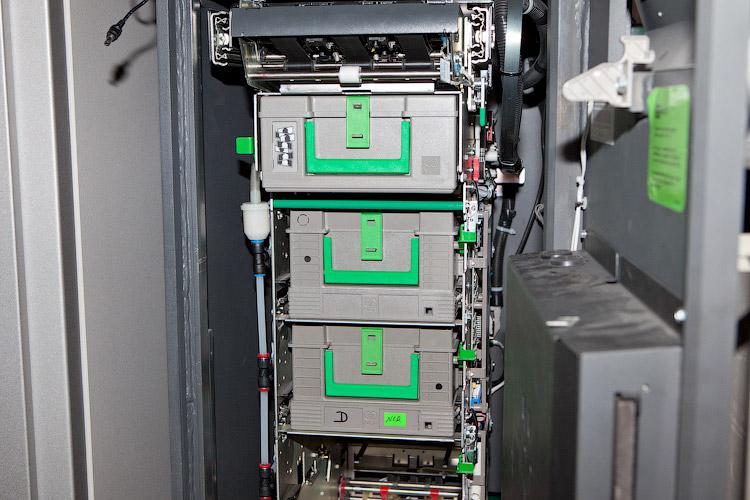 требования к техническому оснащению банкомата