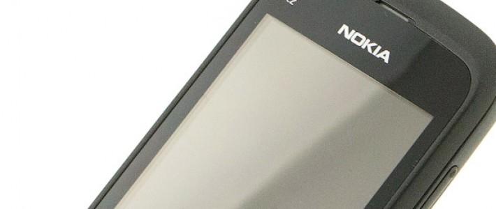 Обзор телефона Nokia C2-03