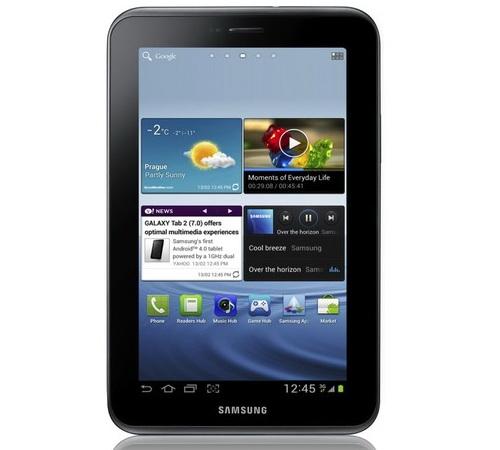 Samsung рассказал про свой новый планшет Galaxy Tab 2 10.1