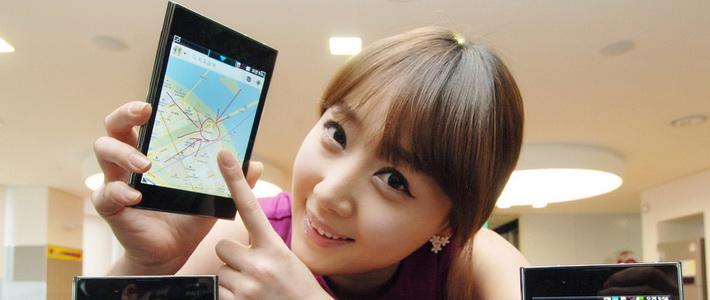 Стартовали продажи LG Optimus Vu за $900