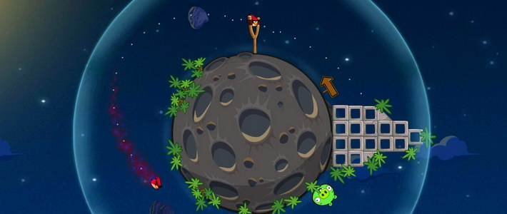 "Игра ""Angry Birds Space"" выйдет для Windows Phone 7"