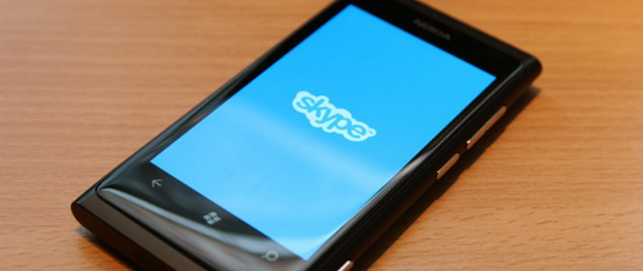 Microsoft выпустила Skype для Windows Phone