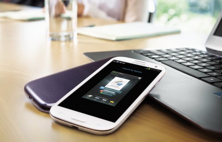 Samsung представила Galaxy S III