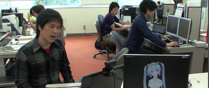 Японцы разработали технологию для создания интерактивных аватаров