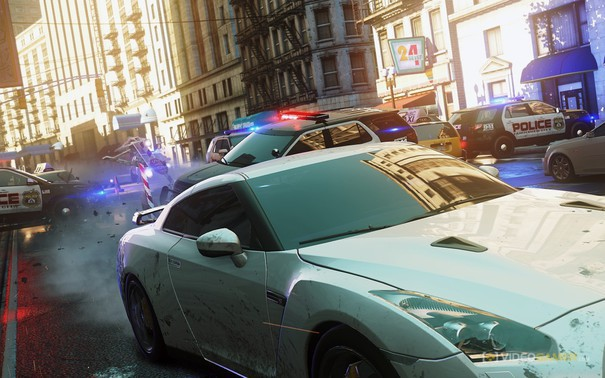Screens Zimmer 2 angezeig: Need for speed most wanted pc game