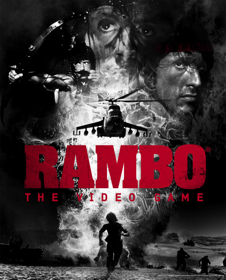 Screens Zimmer 6 angezeig: Rambo game ps3