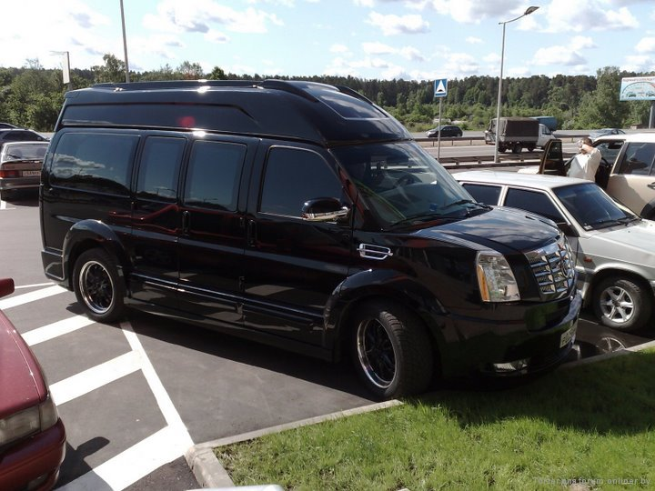 Your Opinion About This Chevy-cadillac-express - Taurus Car Club of