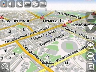 Программу навигатор по беларуси