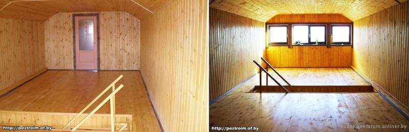 Вагонка предназначена для наружной и внутренней отделки деревянного дома...