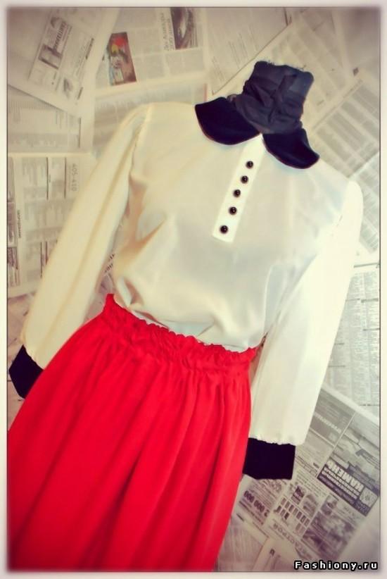 Модные Блузки И Юбки В Волгограде
