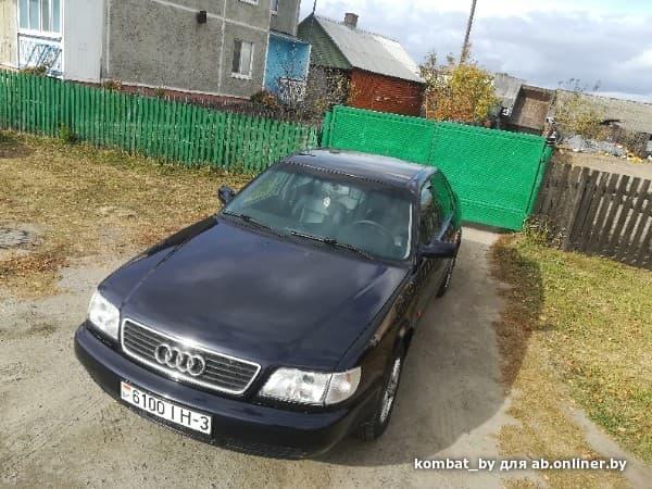 Audi A6 С4