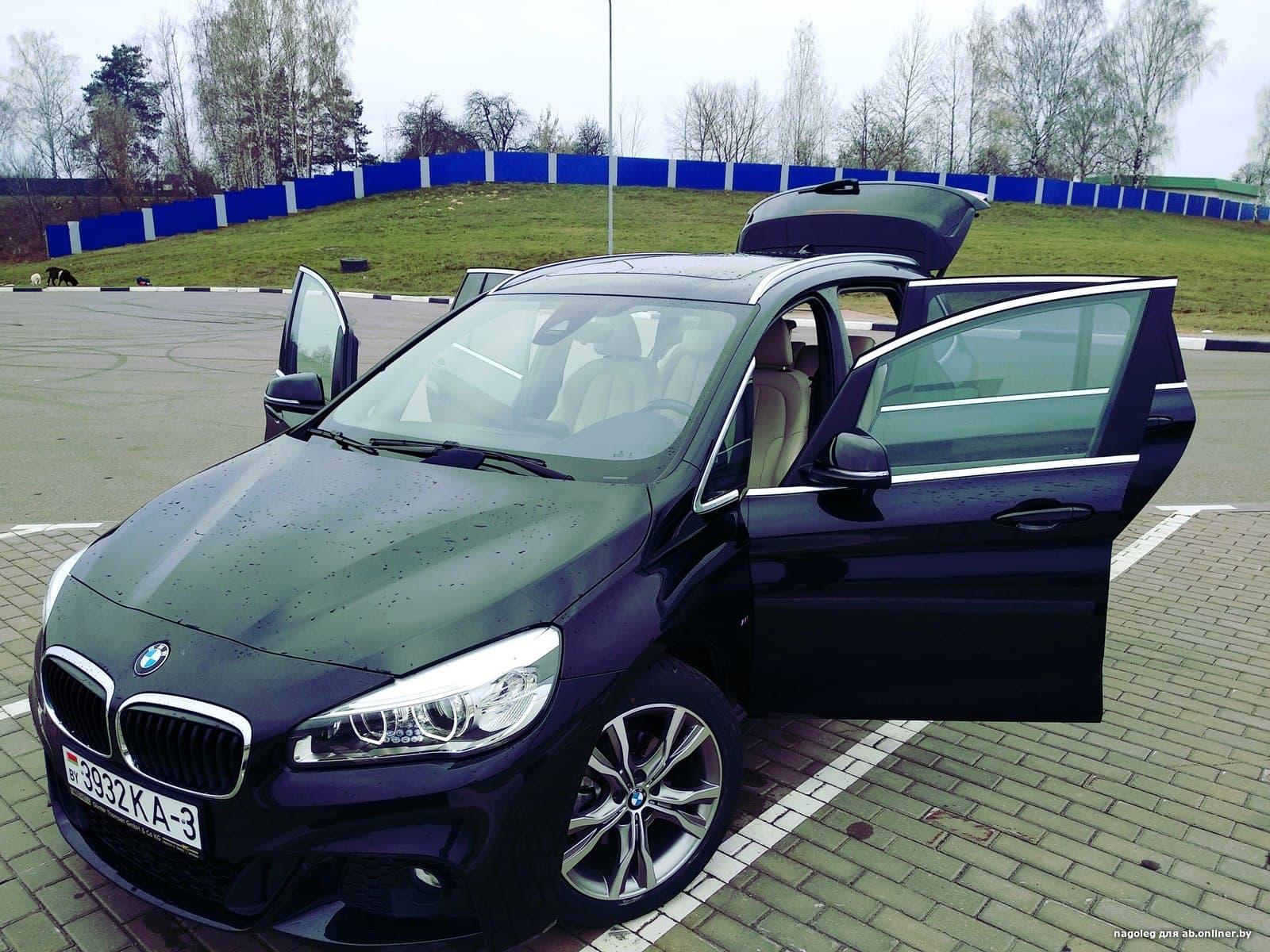BMW 216 M-paket Grand