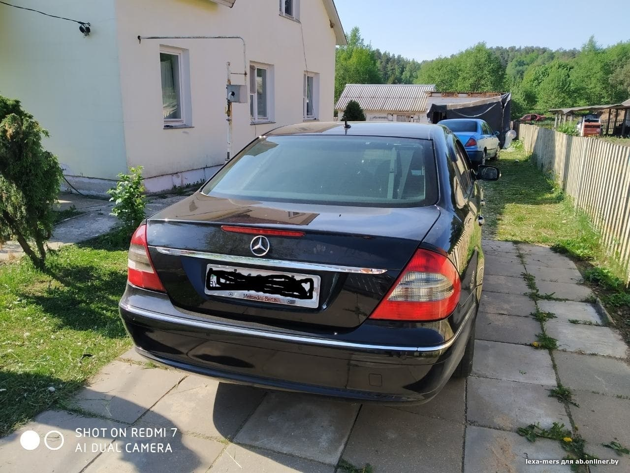 Mercedes-Benz E280 W211