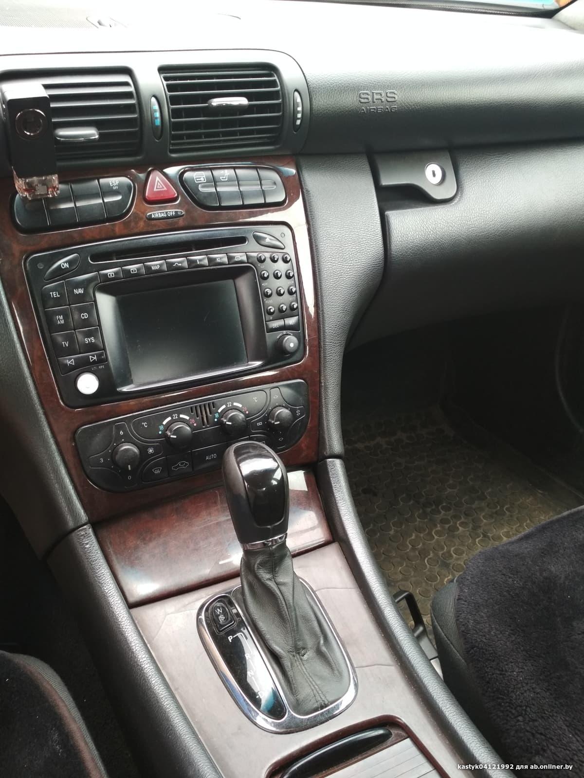 Mercedes-Benz C270 элеганс