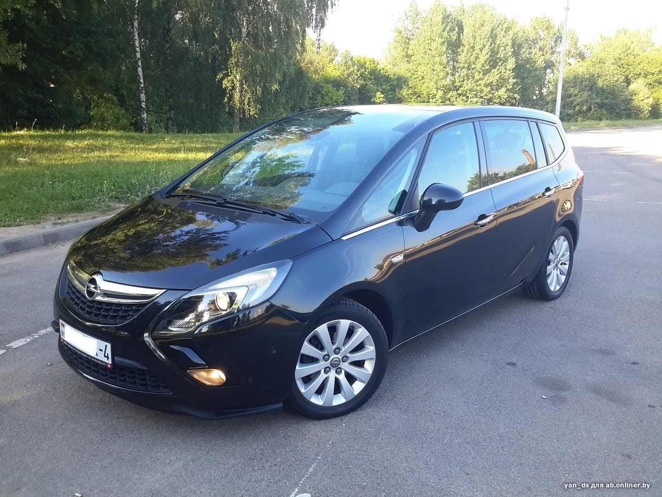 Opel Zafira Tourer Cosmo Innovation