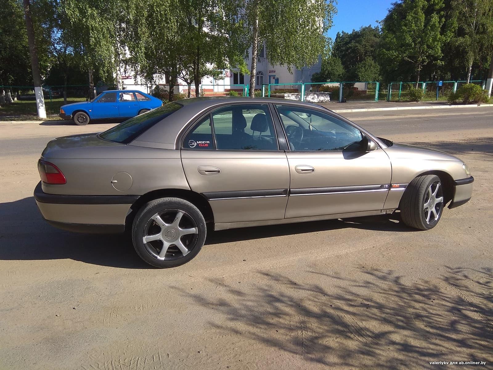 Opel Omega CD
