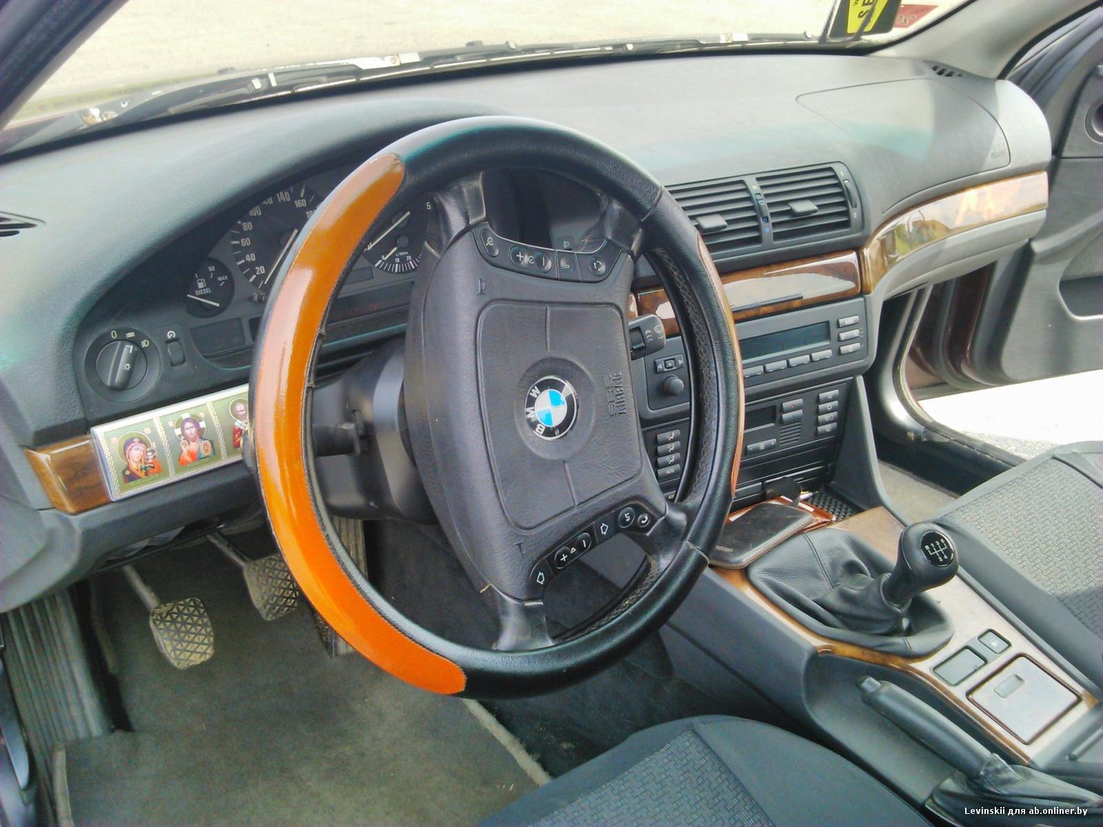 BMW 525 е 39